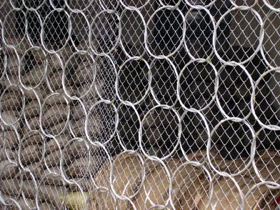 讲诉一下勾花网的编织方法